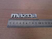 """Надпись """"Mazda"""" (90x15)"""