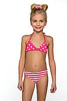Детский купальник для девочки раздельный DP-2