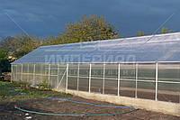 Двускатная теплица (Алюминиевый Каркас) Размер: 5 х 4.1 х 3.25 м