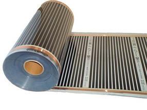 Инфракрасная пленка для теплого пола Profitherm Slims 220Вт, 3300 Вт (15,0 м2), фото 2