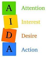 Модель AIDA в копирайтинге