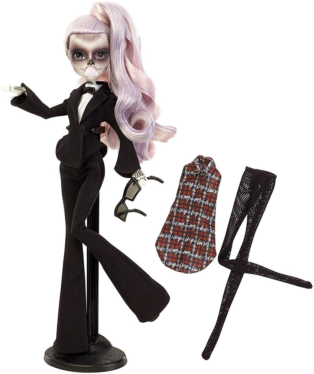 Кукла Монстер Хай Зомби Гага (Monster High Zomby Gaga Doll)