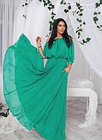 Летнее платье в пол женское