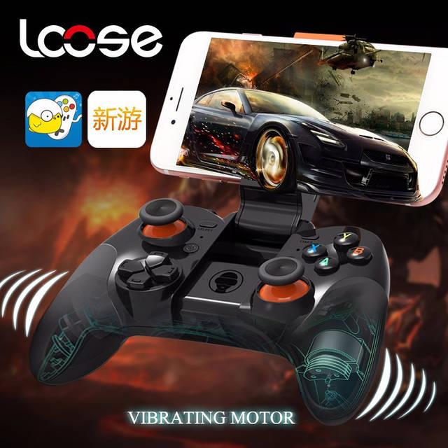 Безпроводной Джойстик для телефона RK GAME Bluetooth  , фото 2