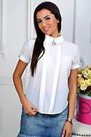 Блузка женская №063 белая