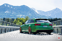 Audi RS6 на дисках Vossen VPS-307