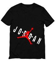Футболка стильная | Jordan Air logo