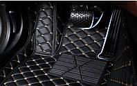 Коврики из эко кожи Mercedes/Acura/Lexus/ Porsche/Maserati/Bentley