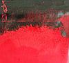 Красный флуоресцентный порошок