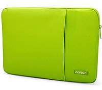 Чехол POFOKO Waterproof  для MacBook Air13 Apple Green