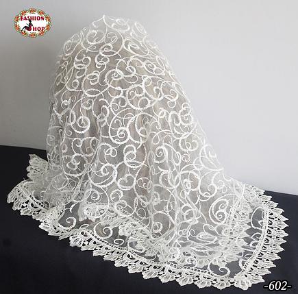Свадебный платок Ребекка, фото 2