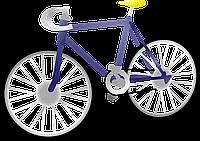 Прокат велосипеда на сутки ( будние дни)