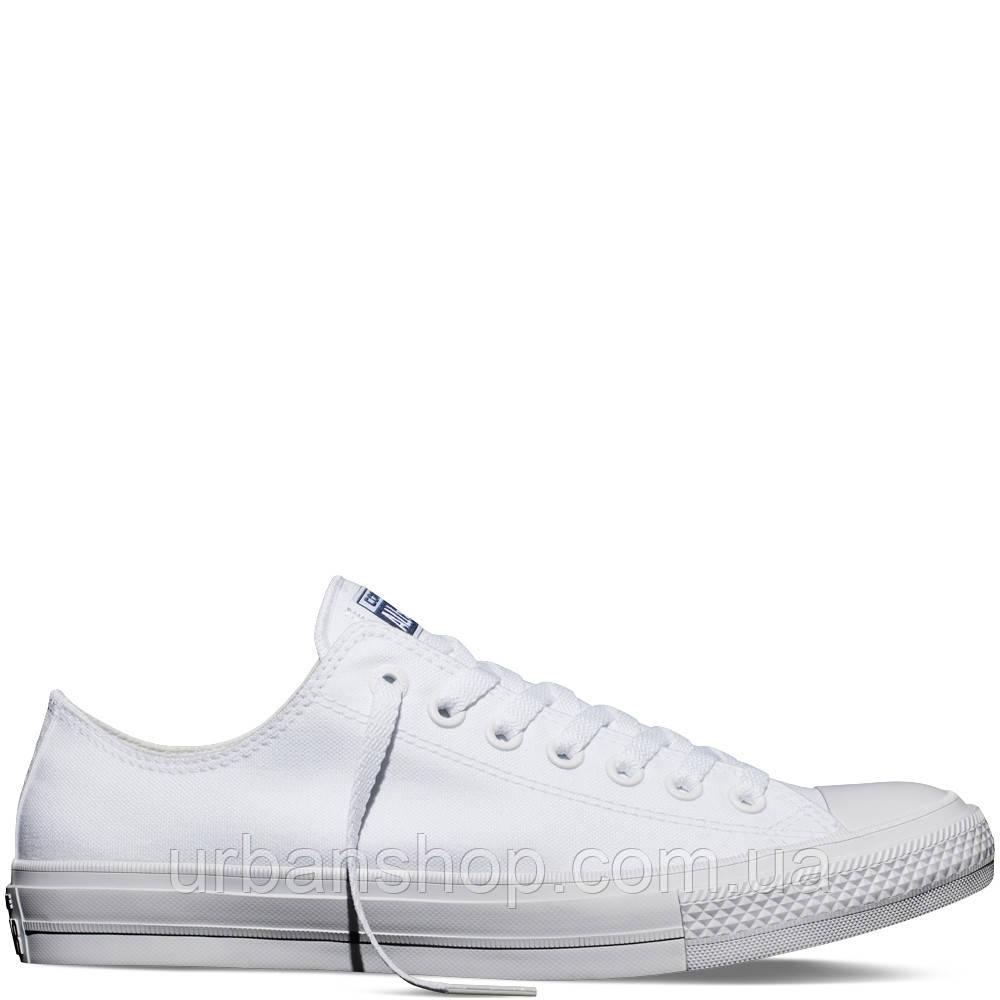 Купить Кеди Converse Chuck Taylor All Star II Low White в Интернет ... 81c9663ddf8b2