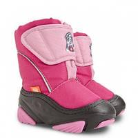 Зимові чобітки (зимние дутики) Demar Doggy рожевий