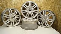 Колесные диски титановые комплект R16 б/у Renault Megane 3 8200367648