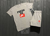 Комплект мужской шорты и футболка Nike