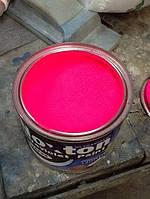 Розовый флуоресцентный порошок (ультрафиолет)