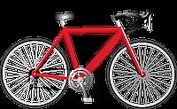 Прокат велосипеда на 2 часа ( выходной день)