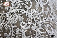 Свадебный белый платок Ариадна