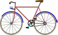 Прокат велосипеда на 3 часа ( выходные дни)