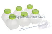 Комплект бутылочек для йогуртницы Tefal XF102032 (6шт.)