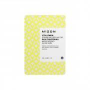 Пробник лимонной пилинг-скаткой Mizon Vita Lemon Sparkling Peeling Gel