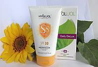 Гиалуаль набор: спрей Дейли ДеЛюкс и солнцезащитный крем СПФ30