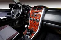 Suzuki Grand Vitara 2005-2014 гг. Накладки на панель