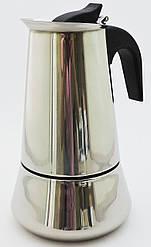 Гейзерная кофеварка FRICO 300мл., на 6 чашек (838)