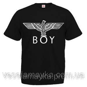 """Футболка """"Boy London. Logo (Бой Лондон. Лого)"""""""