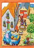 На фермі. Мій перший словничок. Книжка з віконцями, фото 3