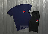Комплект мужской шорты и футболка Reebok