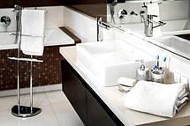 Товары для ванной комнаты и туалета