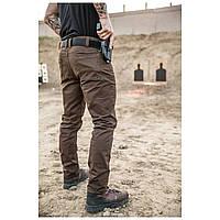 """Тактические брюки """"5.11 Defender-Flex Slim"""" (джинсовый крой) Burnt"""