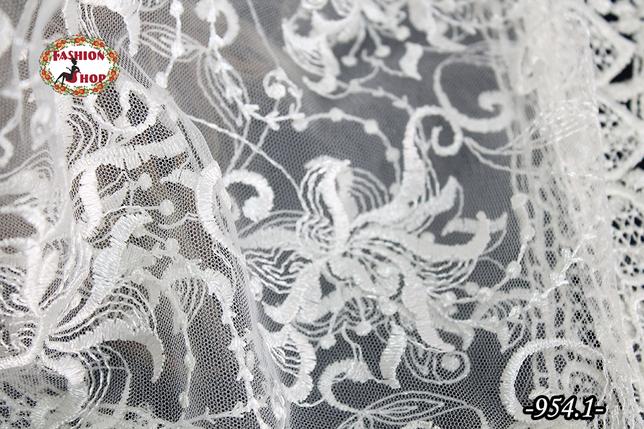 Весільна хустка Делайн, фото 2