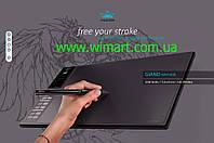 Графический планшет Huion Giano WH1409. Беспроводный.