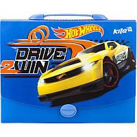 Портфель-коробка Hot Wheels Kite, HW17-209