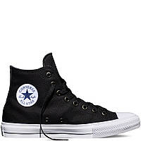 Кеди Converse Chuck Taylor All Star II  High  Black