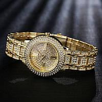 Часы со стразами Сваровски