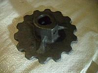 Звездочка (Зубчатка) СЗГ 00.117 сеялки СЗ (колесо зубчатое Z=14)