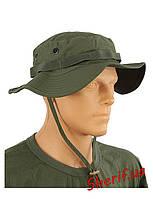 Панама кепи-буни MIL-TEC GI Рип-Стоп Olive 12325001