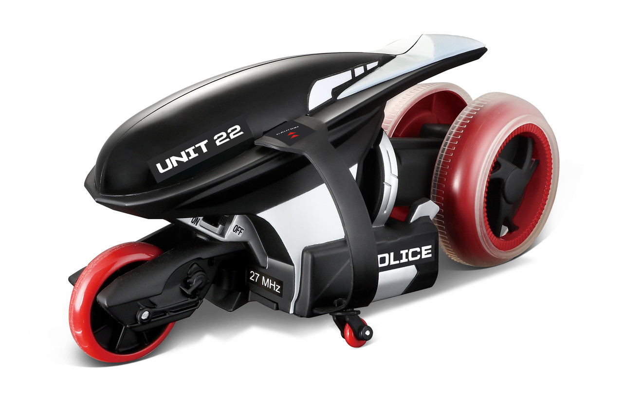 "MAISTO TECH Мотоцикл іграшковий на р/к ""Cyclone 360"""