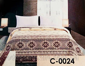 Стеганное покривало C-0024 Bliss бавовняне
