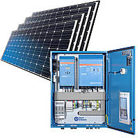 Сетевая СЭС 10 кВт инвертор Solis