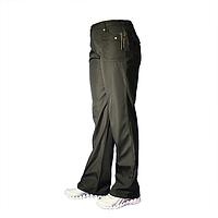Женские брюки плащевка на подкладке AH02