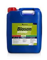 Біоцид рідкий концентрований BioSan, 10 л.