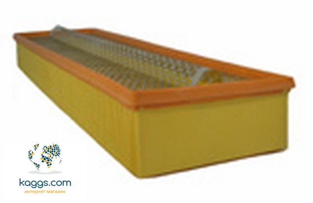 Alco md9284 воздушный фильтр для MERCEDES-BENZ (DC), SSANGYONG.