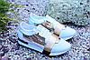 Стильные женские кроссовки с перфорацией