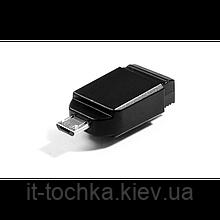 Usb 2.0 флеш verbatim otg 32 Гб (49822)
