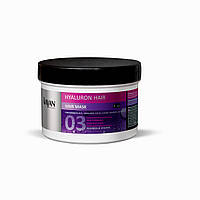 Маска HYALURON HAIR  для тонких и лишенных объема волос  KAYAN 250мл